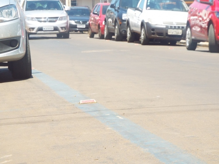 Retomada do estacionamento rotativo ser� discutida na pr�xima segunda-feira