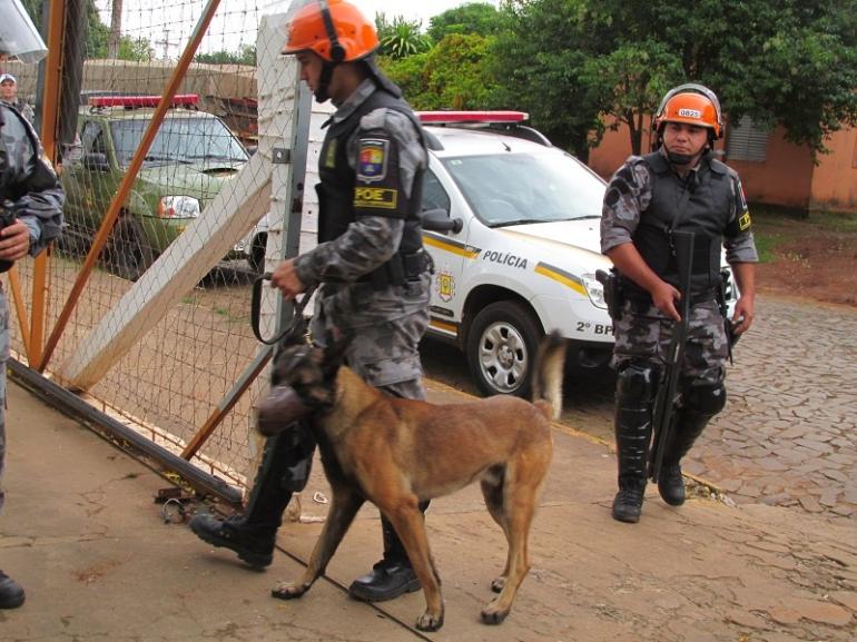 Canil da BM em São Borja não será fechado