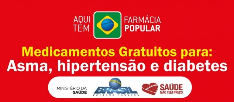Farmácia Popular é fechada em São Borja pelo Governo Federal