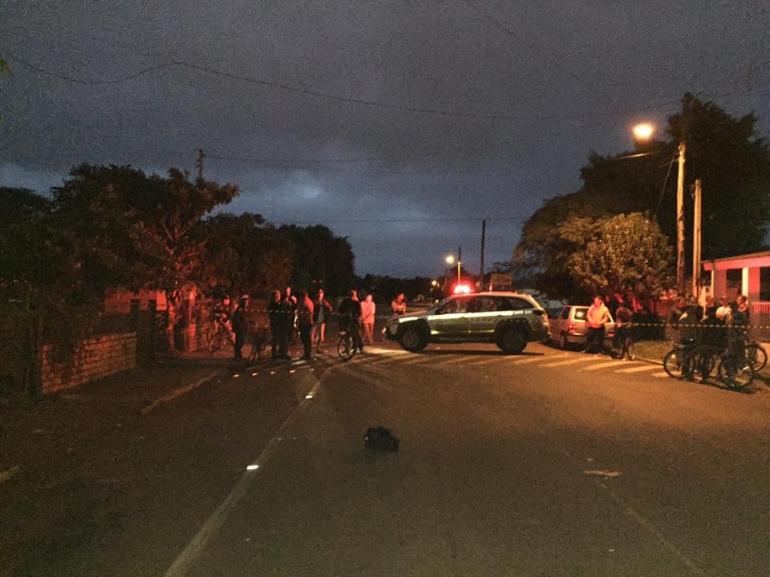 Dia das mães é marcado por homicídio em São Borja