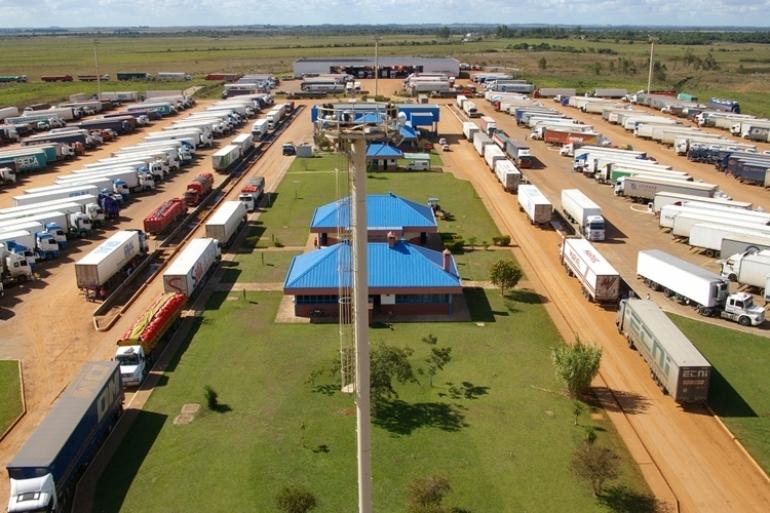 Transporte de cargas tem números positivos no Centro Unificado de Fronteira