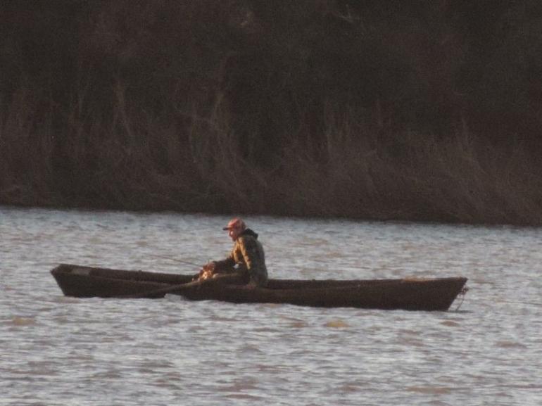 Enchente em São Borja causa prejuízos aos pescadores profissionais
