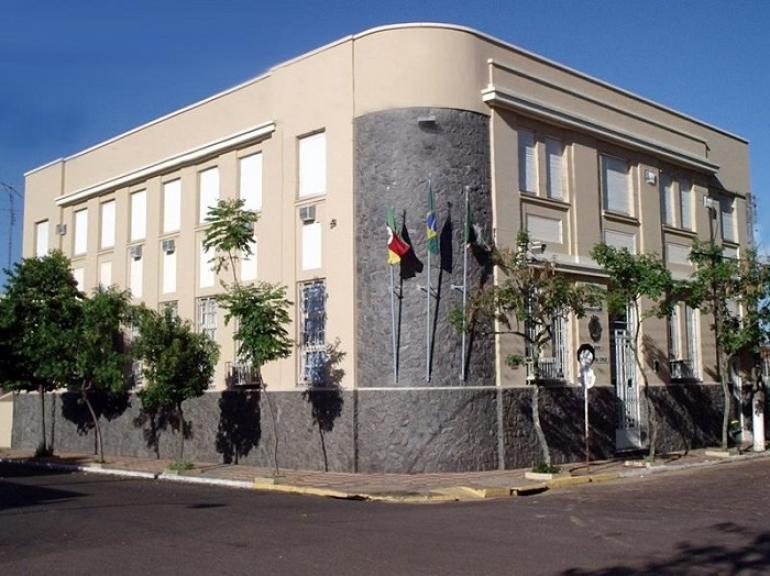 Abertas as inscrições para o Concurso Público da Câmara Municipal de Itaqui