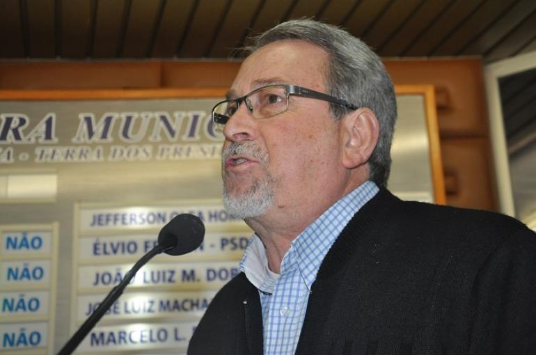 Eugênio Dutra indica repúdio à medida contra a aposentadoria da mulher policial civil