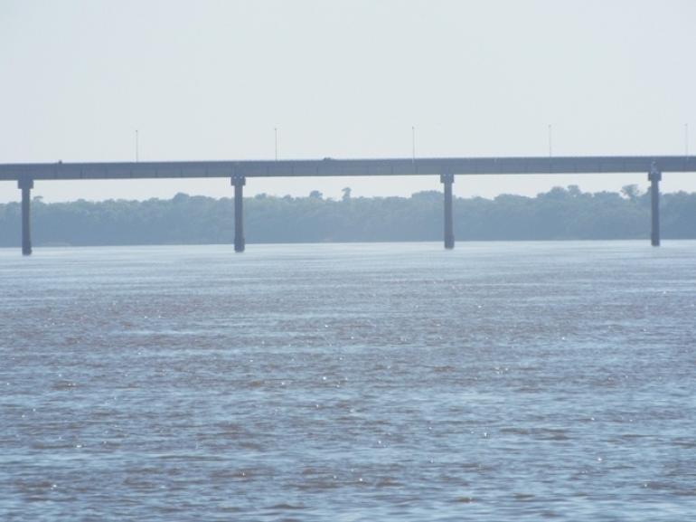 Implantação da plataforma logística de apoio à Ponte da Integração continua sendo estudada