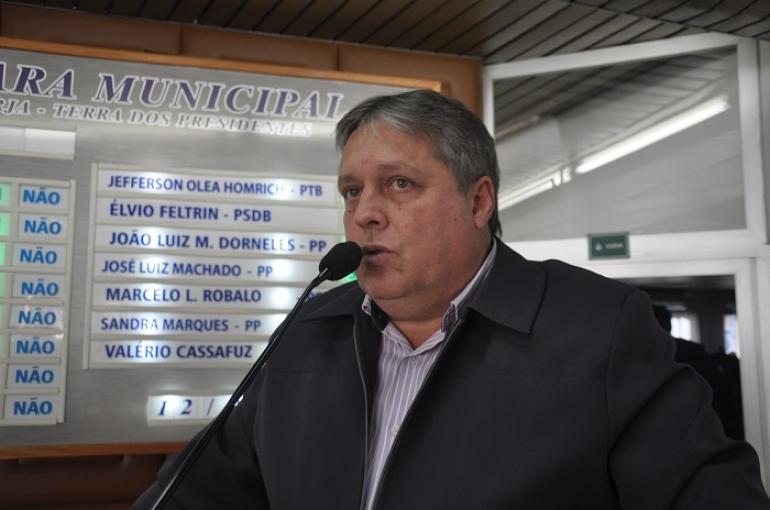 Vereador Carmelito propõe audiência pública para debater ó código sanitário do município