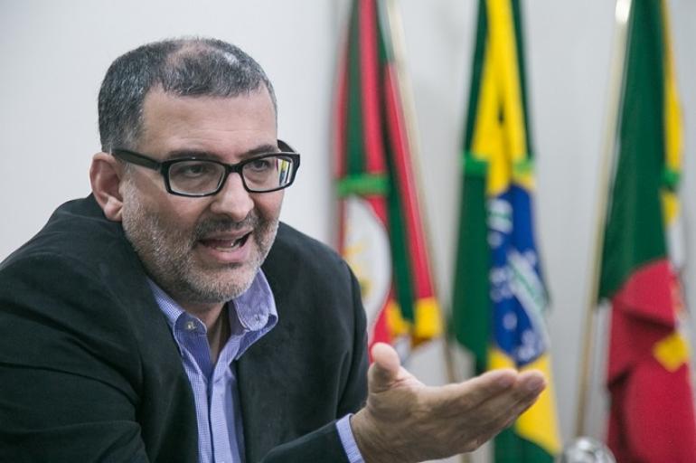 Pré-candidato ao Governo do Estado pelo PDT visita São Borja
