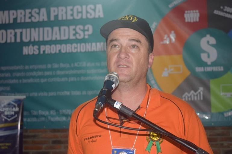 Presidente do Sindicato Rural fala sobre a proposta dos moradores da zona rural poderem adquirir arma de fogo