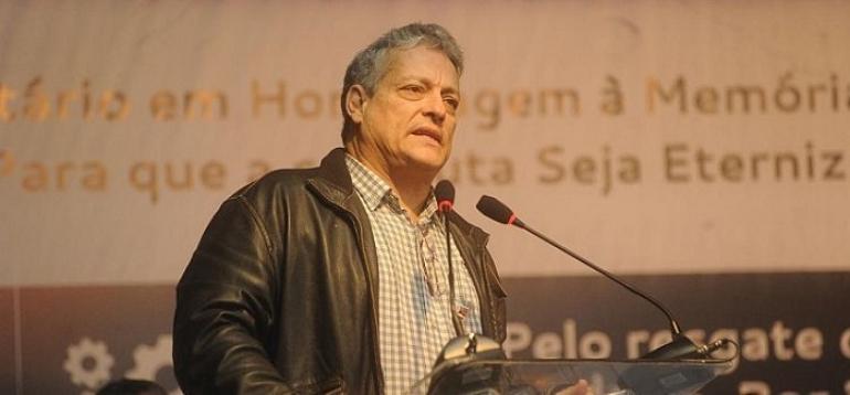 Filho do ex-presidente Jango lança pré-candidatura à presidência em São Borja