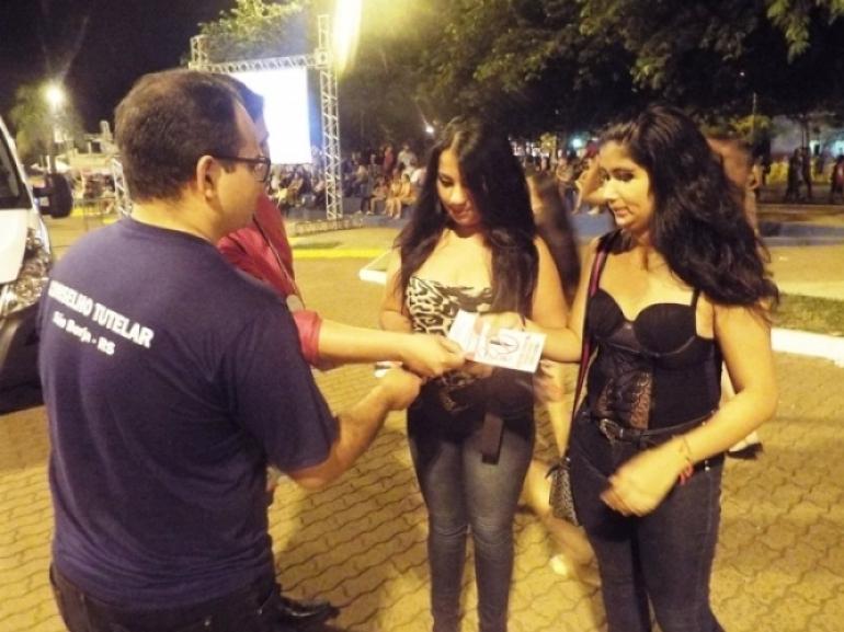 Menores de 12 anos não poderão participar do Carnaval em São Borja