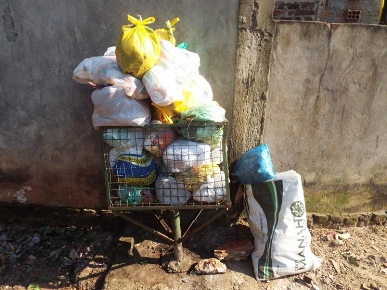 Taxa de Coleta de Lixo deverá ser paga neste mês com aumento de 20%