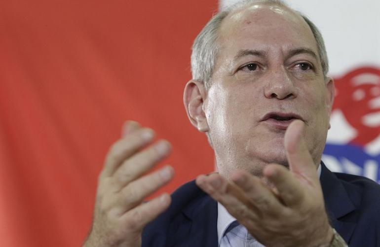 Pré-candidato à presidência Ciro Gomes estará em São Borja neste mês