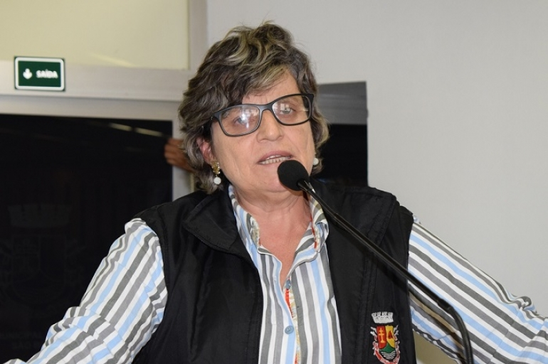 Projeto de Lei de autoria da Vereadora Sandra  é aprovado