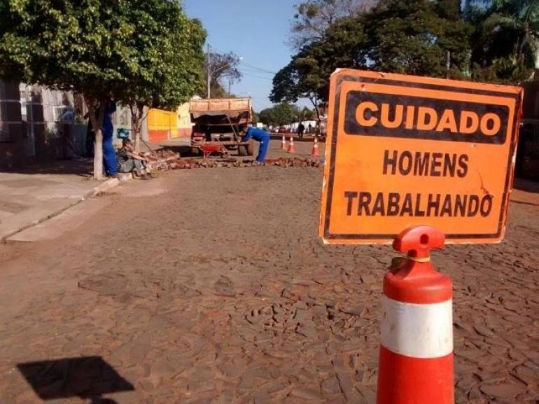 Ex-prefeito de S�o Borja realiza esclarecimentos sobre suspens�o de obras da Corsan