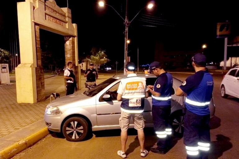 Dirigir depois de beber ainda é hábito entre os motoristas de São Borja