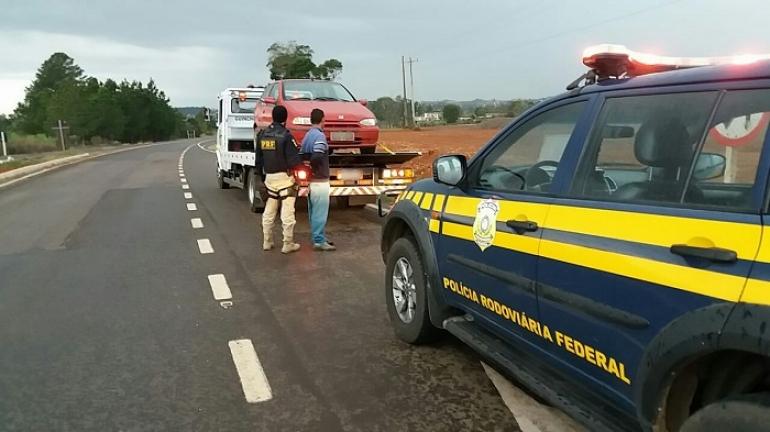 Mais um motorista é preso dirigindo embriagado na região