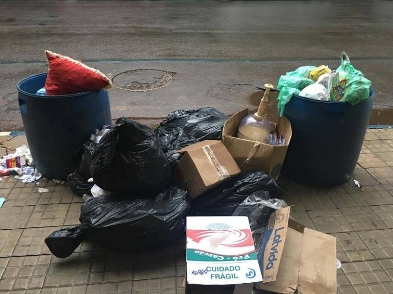 Secretário municipal do Meio Ambiente afirma novamente que coleta seletiva será retomada em 2018