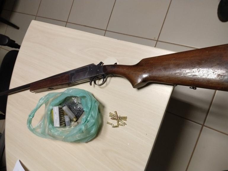 Operação para combater o tráfico de armas e drogas é realizada em São Borja