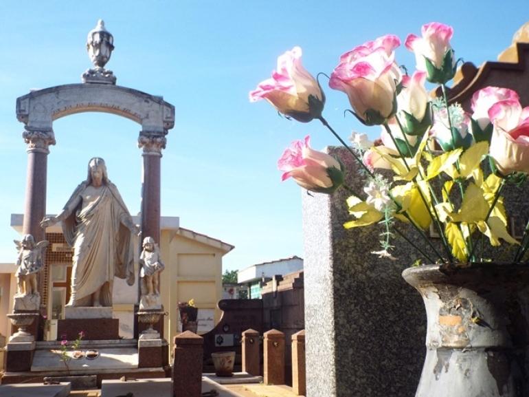 Novos espaços serão comercializados nos cemitérios de São Borja