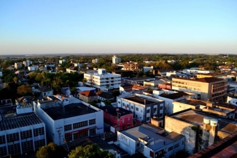 Semana começa temperatura baixa em São Borja