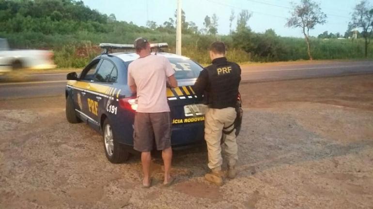 Mais um motorista é flagrado dirigindo embriagado em São Borja