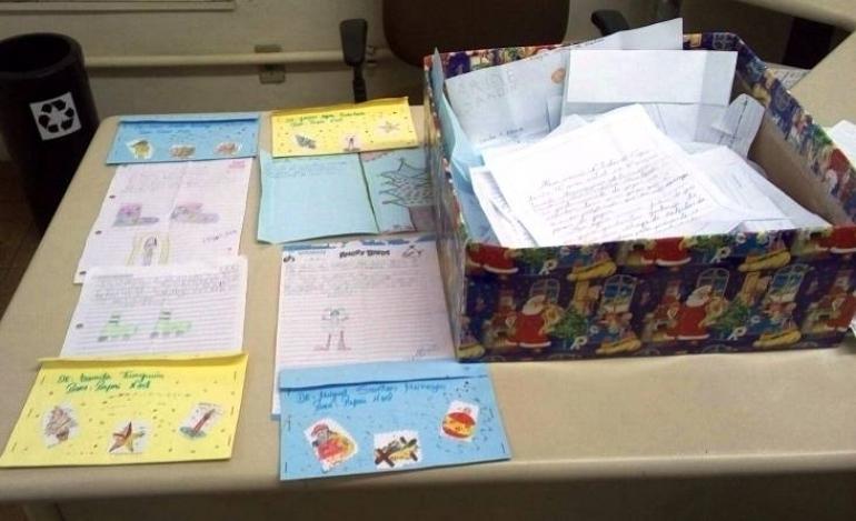 Prazo para adotar cartas da campanha Papai Noel dos Correios encerra nessa semana