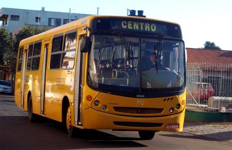 Pesquisa sobre o transporte coletivo ser� divulgada