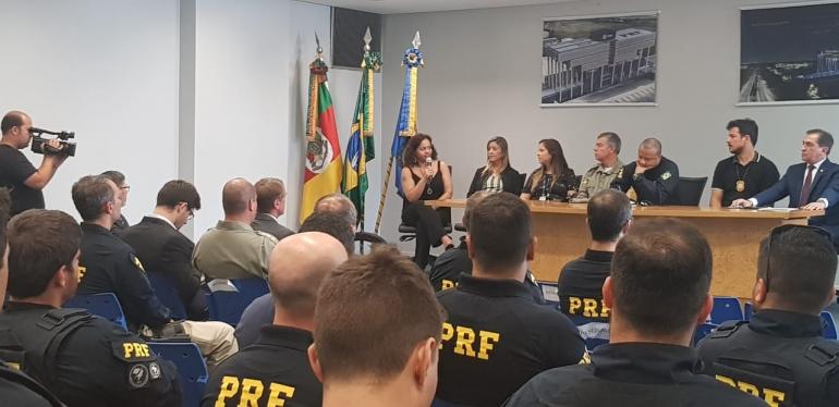 PRF lança operação Rodovida