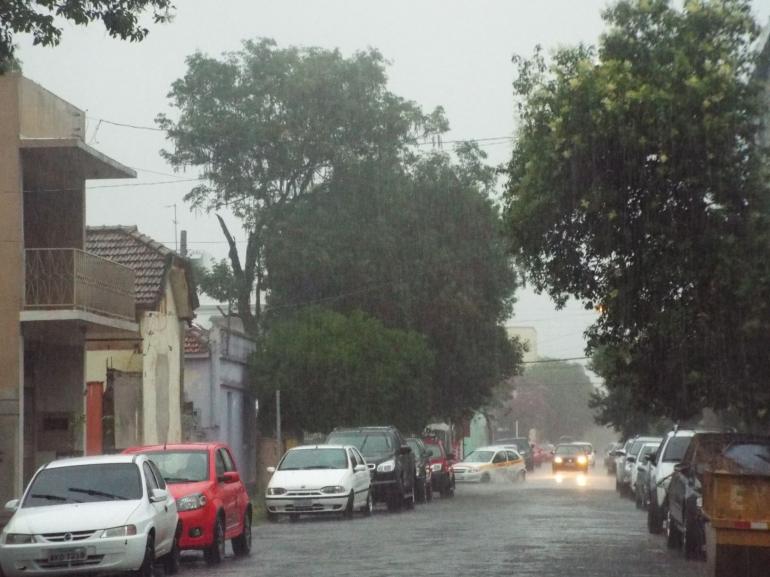 2018 fecha com déficit de chuva em São Borja