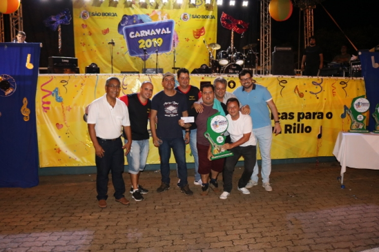 Festival Aparício Silva Rillo terminou no sábado com grande público
