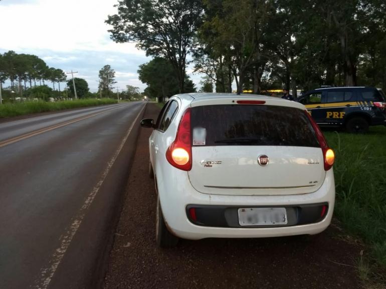 Condutor embriagado é preso pela PRF em São Borja