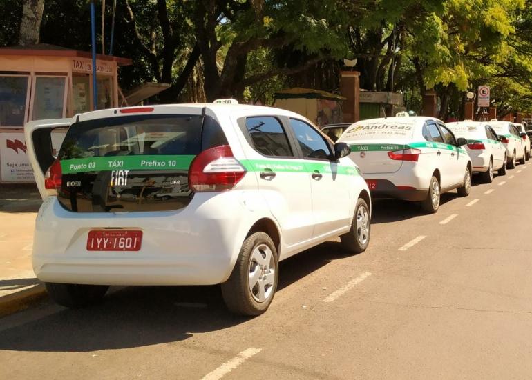 São Borja entra na mira dos aplicativos de transporte privado