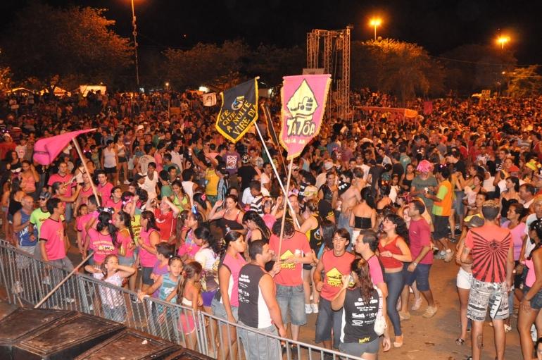 Cais Folia 2019 consolida potencial turístico do Carnaval de São Borja