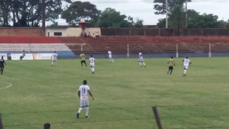 São Borja reage, dá o troco e bate o Ypiranga por 2 a 0 no Vicentão