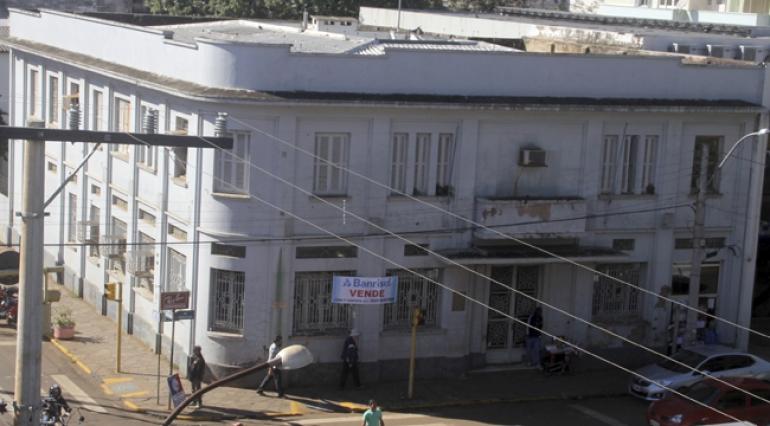 Decreto garante a preservação do prédio histórico do Banrisul
