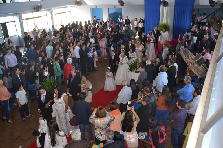 Prefeitura realiza mais uma edição do Casamento Comunitário