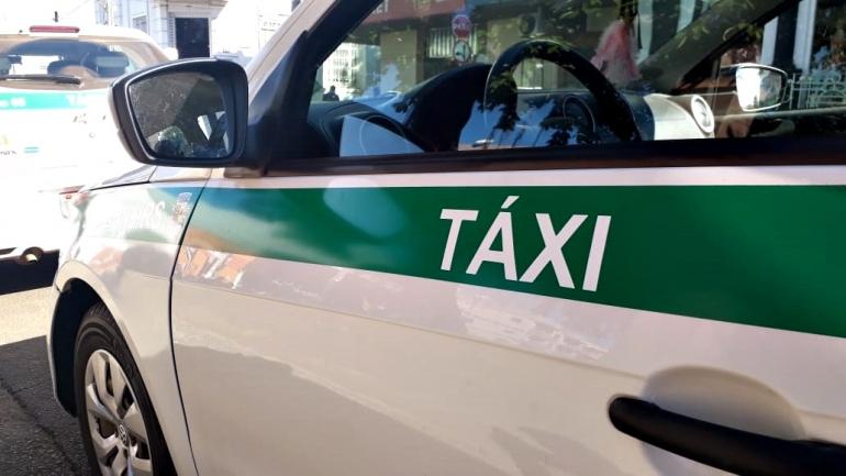 Projeto da Câmara prevê redução de custos anuais para taxistas
