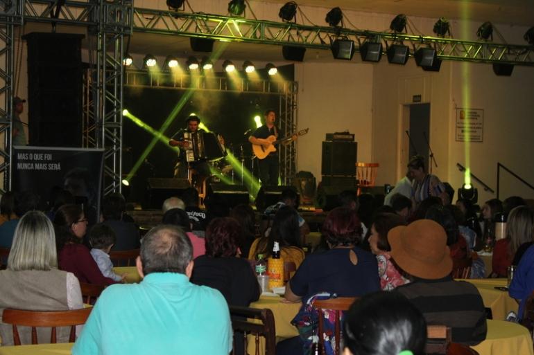 Ronda de São Pedro teve 345 músicas inscritas