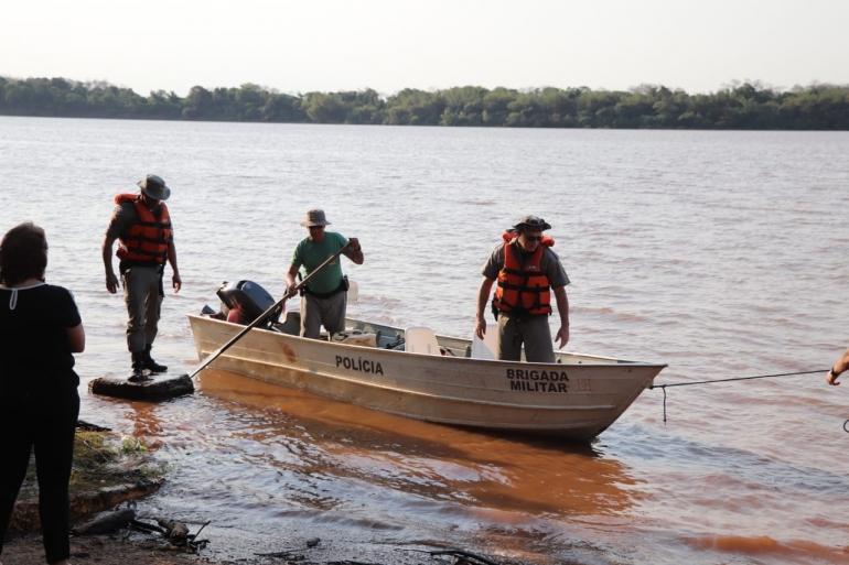 Corpo de jovem que se jogou da Ponte Internacional é encontrado