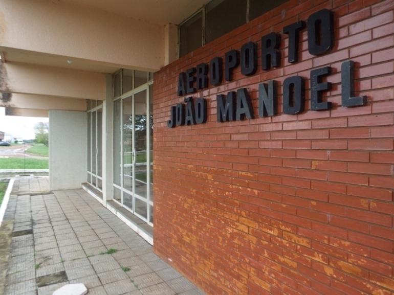 Após anos de espera, vôos para a Capital Gaúcha serão retomados em SB