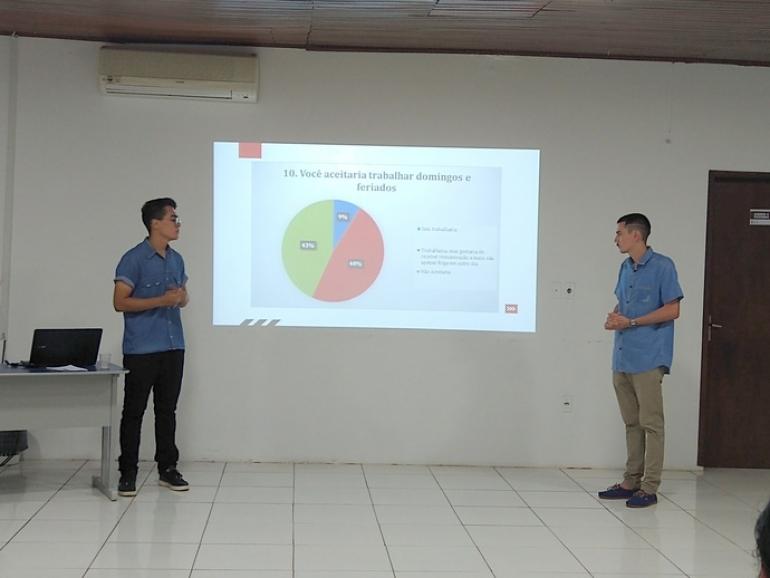 Pesquisa da UNIPAMPA aponta dados sobre atendimento ao consumidor em São Borja