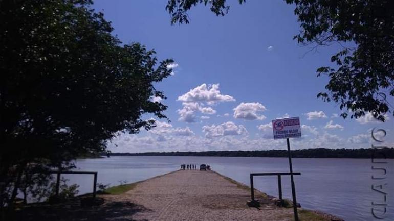 Jovem desaparece nas águas do Rio Uruguai