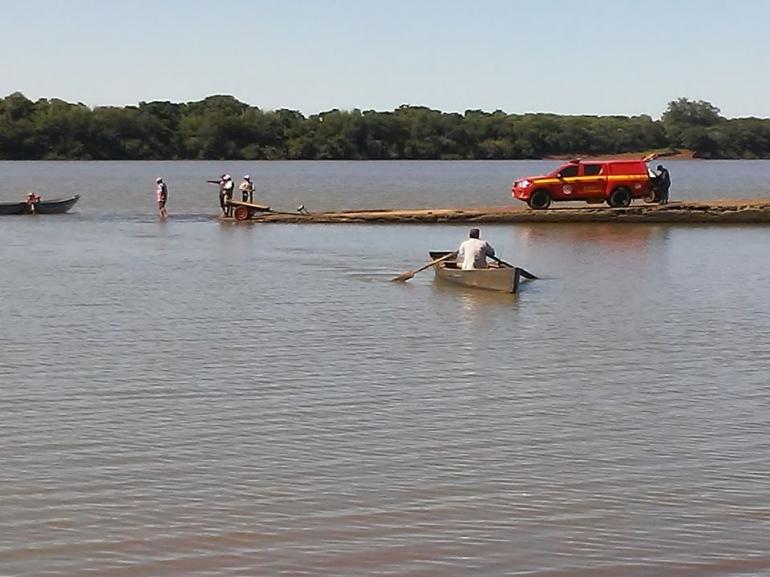 Corpo de jovem desaparecido nas águas do Rio é encontrado
