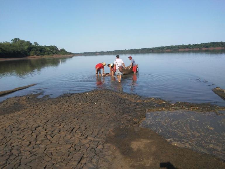São Borja registra mais um afogamento no Rio Uruguai