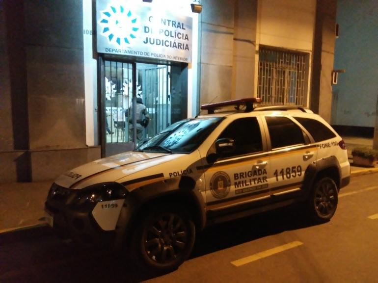 Homem é morto após confronto com policiais em São Borja