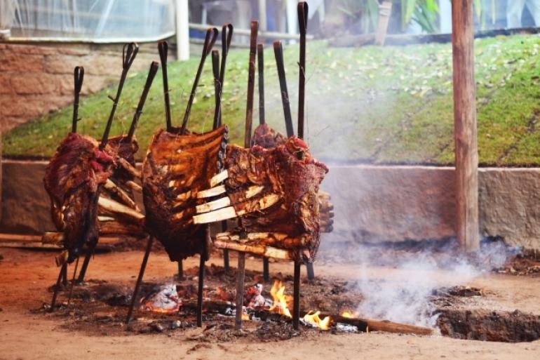 Clubes e entidades do município realizam comidas campeiras neste final de semana
