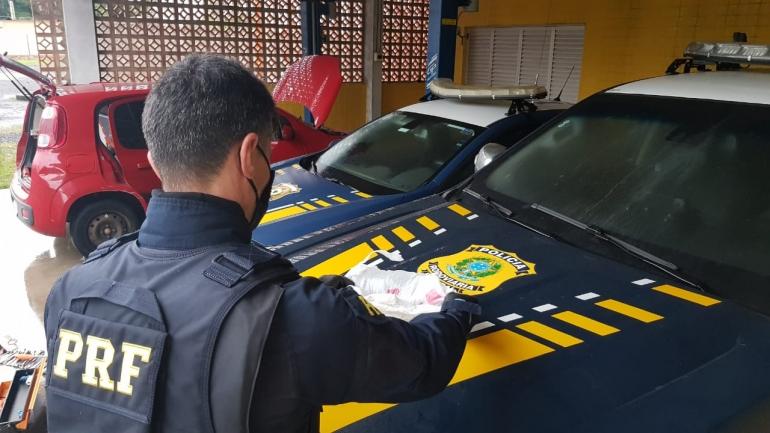PRF prende traficante em São Borja