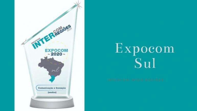 Unipampa ganha seis prêmios no Intercom Regiões Sul 2020