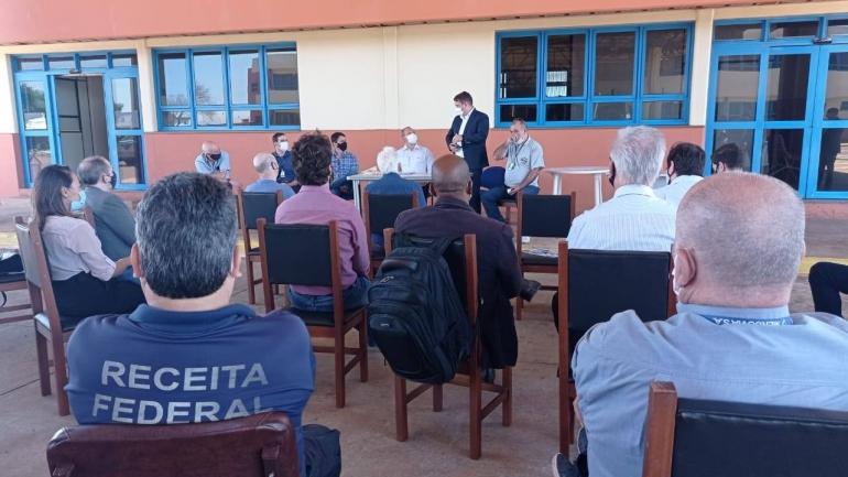 Prefeitura Municipal e lideranças de São Borja voltam a debater sobre a concessão da Ponte Internacional
