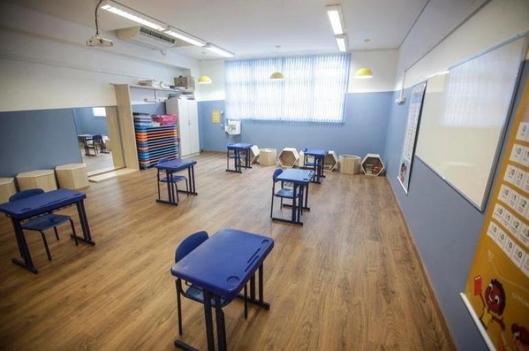 Aulas presenciais para Ensino Infantil, 1� e 2� ano do Fundamental ser�o mantidas na rede estadual e particular